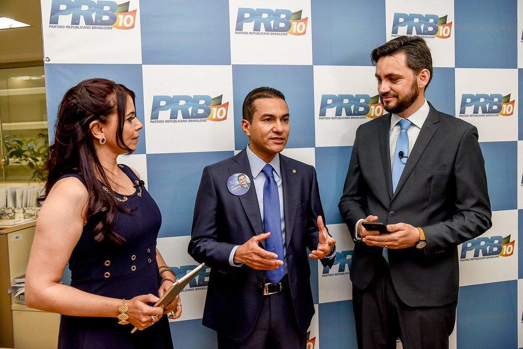 PRB vai mudar de nome visando eleições de 2022