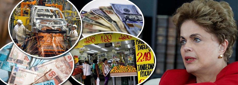 Golpe contra Dilma produz década perdida na economia