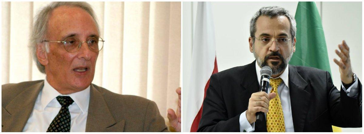 Ex-reitor da UnB: Ministro da Educação tem que ser enquadrado por violações