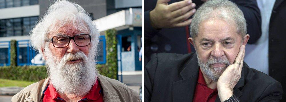 """Leonardo Boff: """"Lula seria a única pessoa capaz de dar coesão ao Brasil"""""""