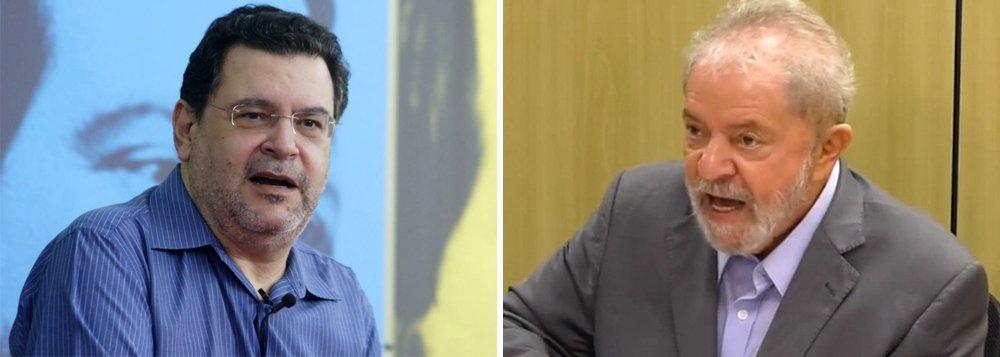 Rui Costa Pimenta sobre redução da pena de Lula: estão manobrando a opinião pública