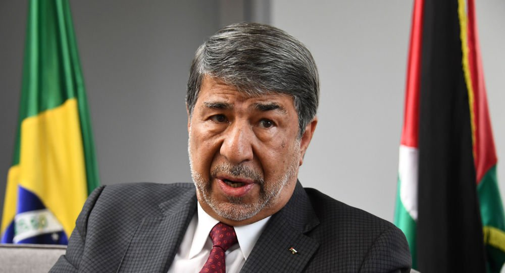 Embaixador da Palestina sobre conflito com Israel: 'queremos que Brasil fique perto de nós'