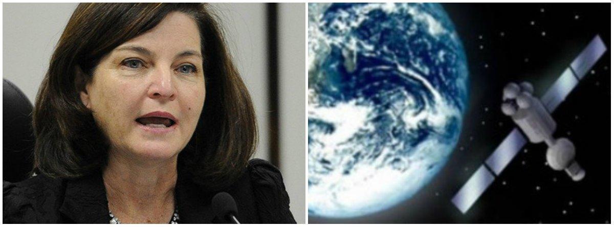 PGR: exploração de satélite por estrangeiro ameaça soberania do Brasil