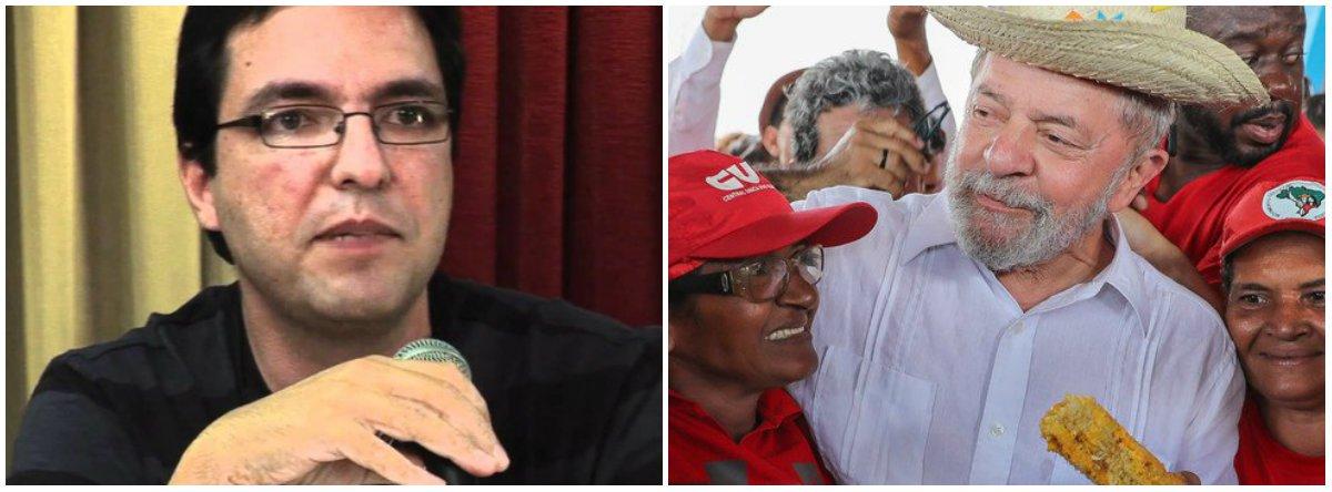 Luis Felipe Miguel: justiça seria anular sentença do triplex contra Lula