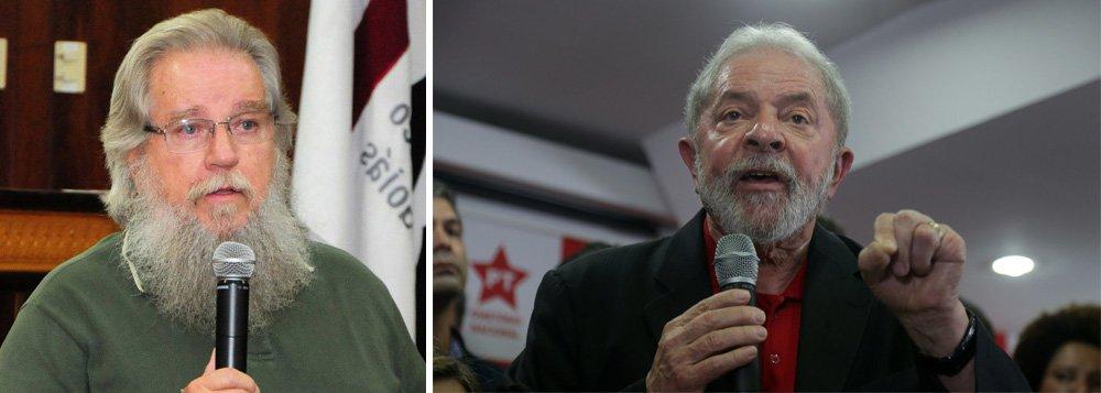 Afranio Jardim: em poucos meses, Lula estará nos braços do povo