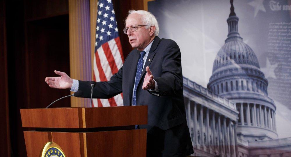 Bernie Sanders diz que Israel é dirigido por governo racista de direita