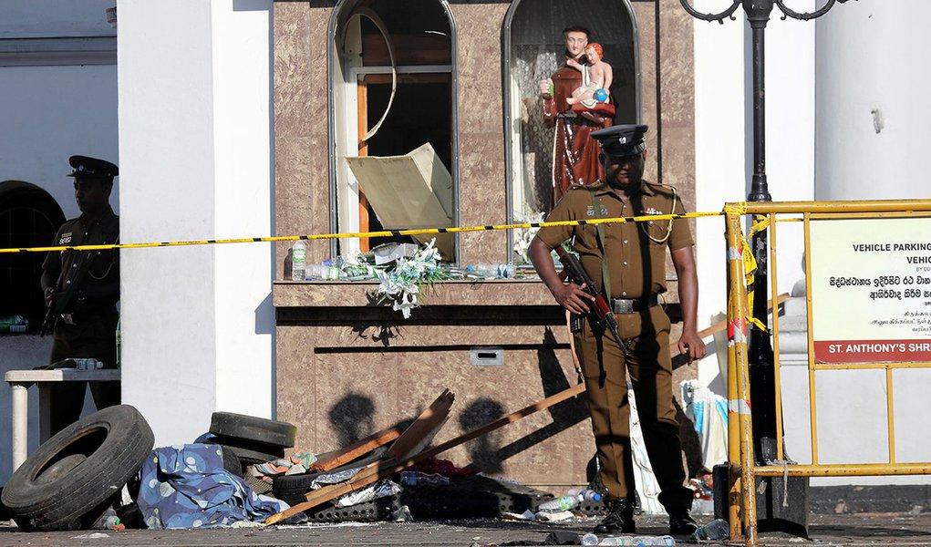 Estado Islâmico assume responsabilidade por atentados no Sri Lanka