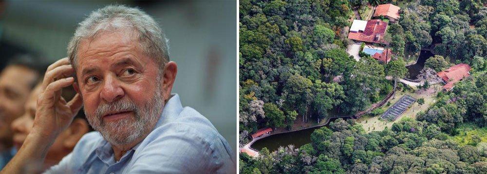 Dono do sítio de Atibaia, que Moro diz ser de Lula, pede à Justiça para vender a propriedade
