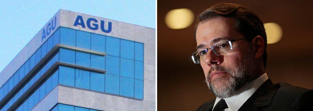 AGU volta a defender continuidade de inquérito sobre ofensas ao Supremo aberto por Toffoli