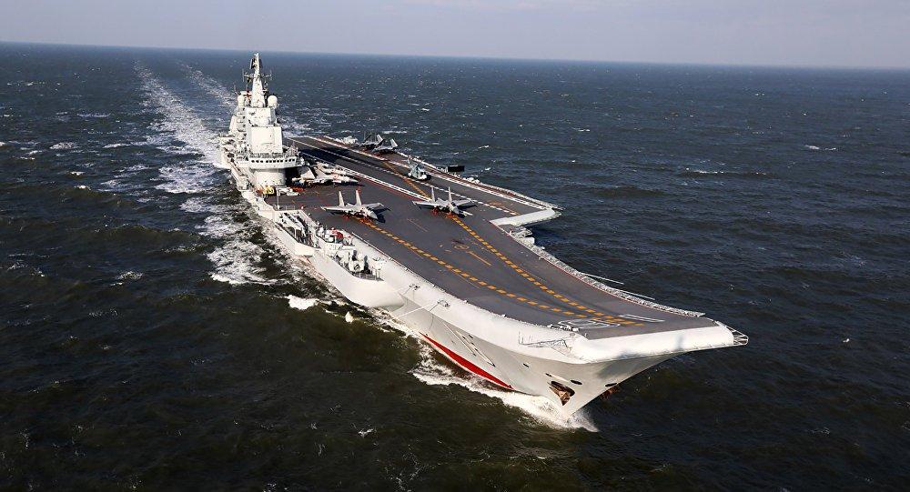 China vai expor potência naval em desfile comemorativo