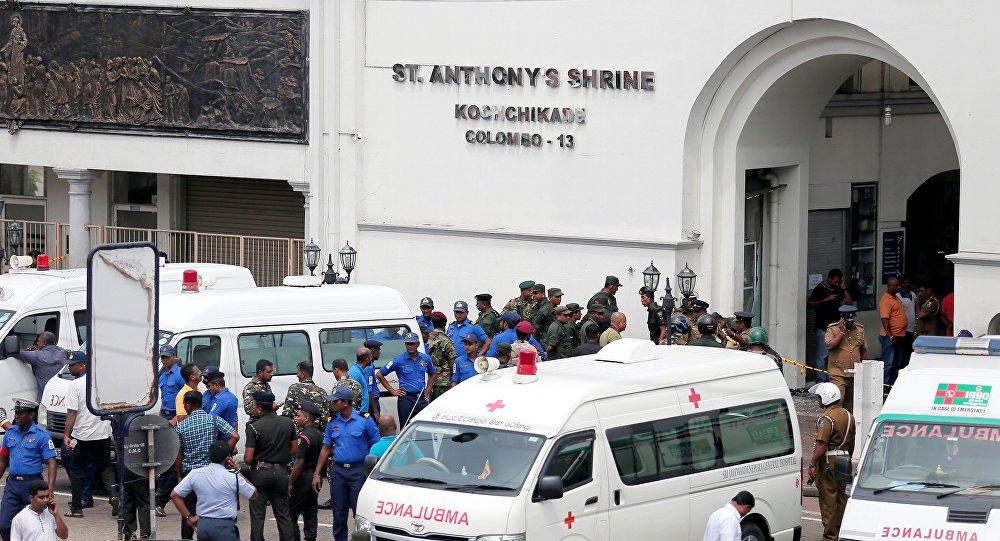 Número de mortos em atentado no Sri Lanka passa de 260
