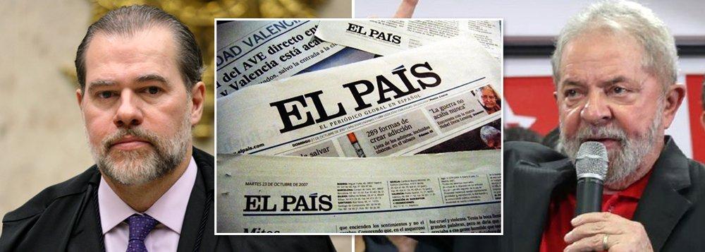 El País cobra liberação de entrevista com Lula