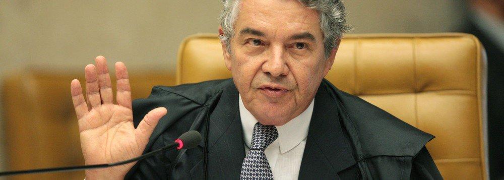 Marco Aurélio defende que MP recorra ao STF para plenário da Corte julgar censura