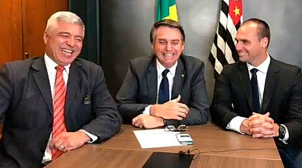 Líder do PSL, Major Olímpio satiriza suicídio de Alan Garcia: Tomara que moda pegue no Brasil