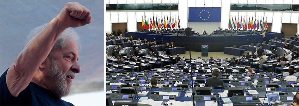 Eurodeputado questiona Conselho da União Europeia sobre caso Lula
