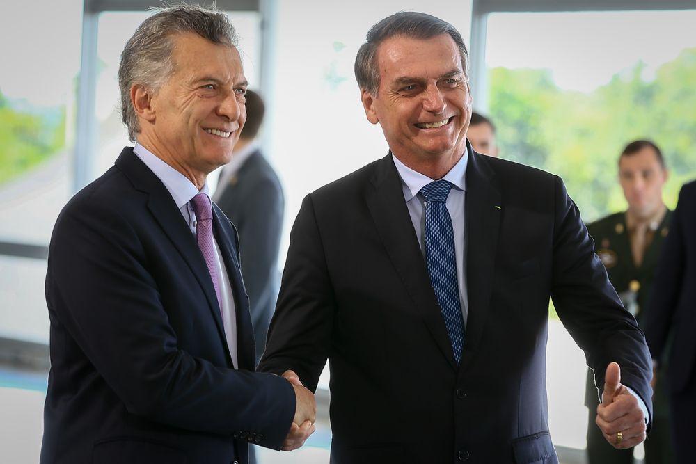 Bolsonaro será Macri amanhã