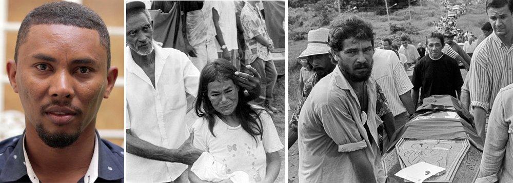 'A memória fica gravada', diz sobrevivente do Massacre de Eldorado dos Carajás