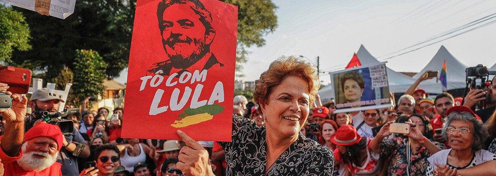 Dilma: golpe de 2016 foi a porta para o desastre