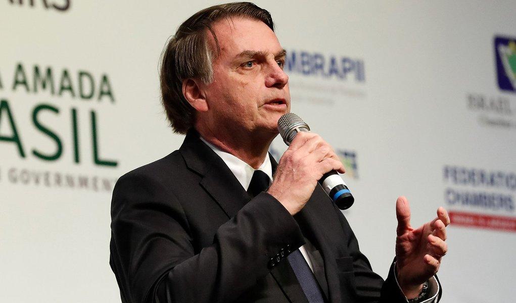 Time inclui Bolsonaro em lista de mais influentes do ano