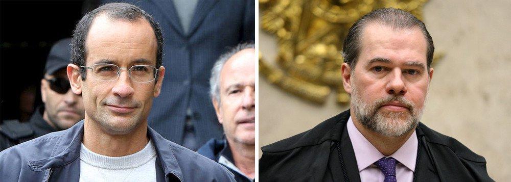 Motivo da guerra STF x Lava Jato: procuradores teriam pressionado Odebrecht a delatar Toffoli