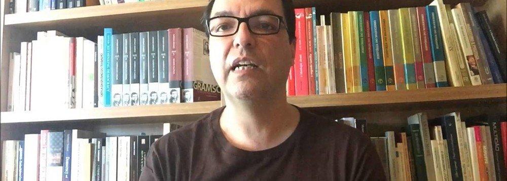 Luis Miguel: governo tem como projeto a destruição da educação e da cultura