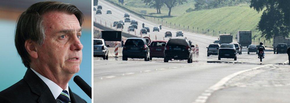 Para evitar greve de caminhoneiros, governo anuncia R$ 2 bi em obras