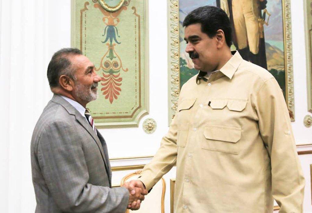 Maduro anuncia possibilidade de reabrir fronteira após encontro com Telmário Mota