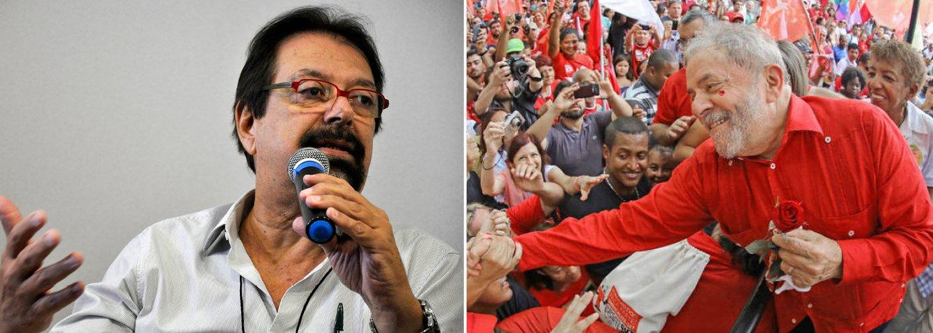 Florestan: espero que a entrevista de Lula seja o início de um processo de distensão
