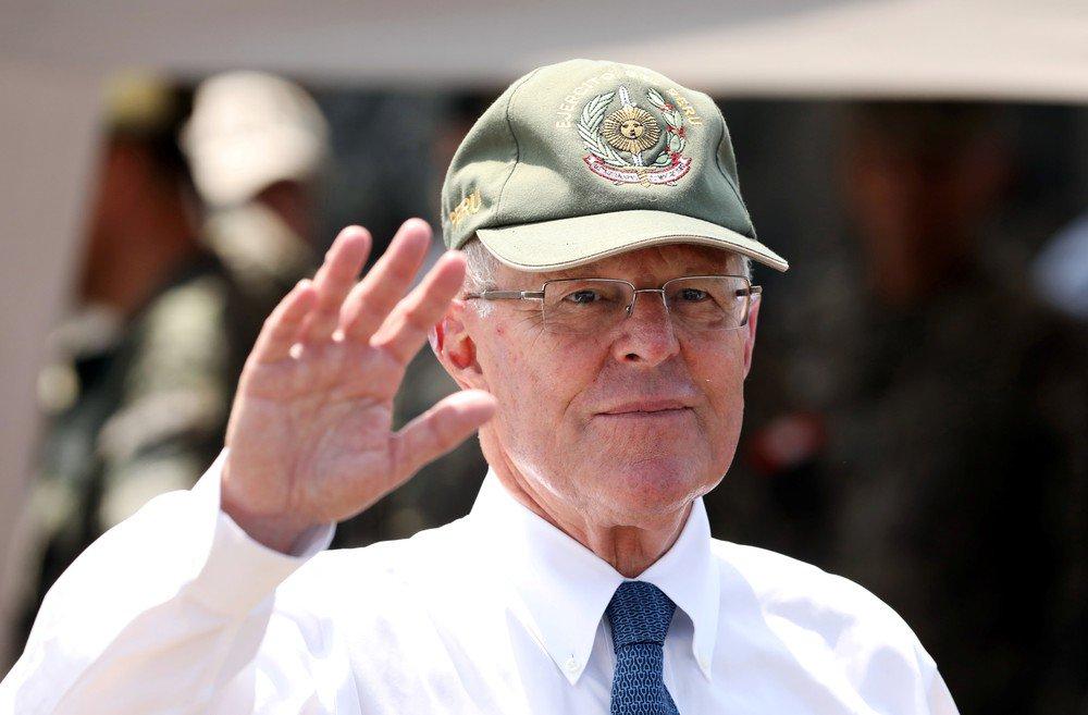 Justiça do Peru ordena prisão preventiva para o ex-presidente PPK