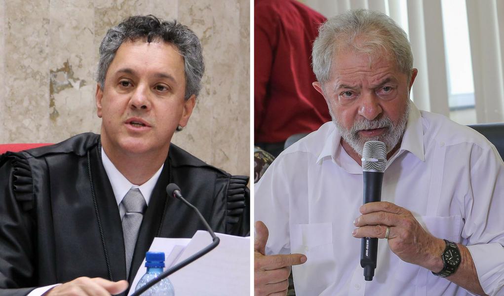 Os carrascos de Lula em Porto Alegre