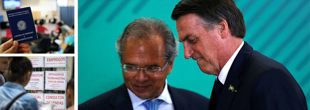 Bolsonaro acaba com ganho real do mínimo