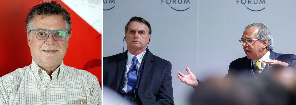 Guedes, Bolsonaro e imprensa escondem armadilha da reforma da Previdência