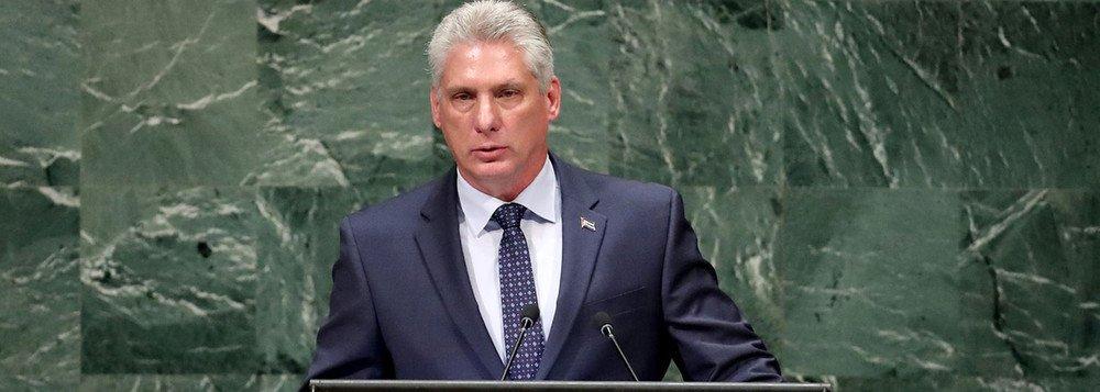 Cresce rejeição internacional a hostilidade dos EUA com Cuba