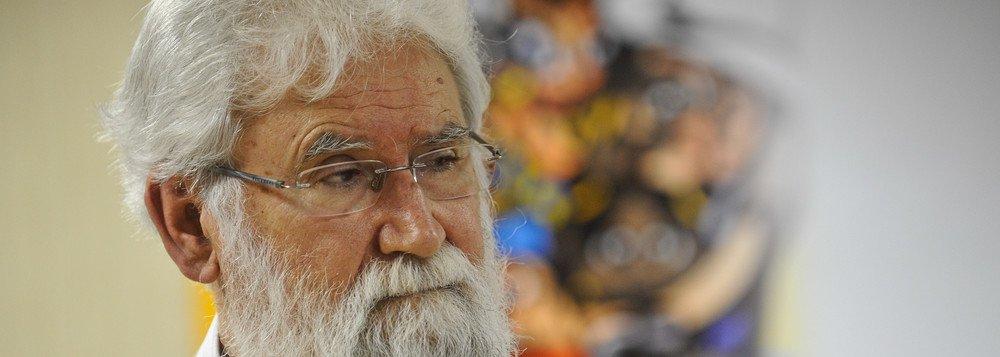Boff sobre Força Nacional em Brasília: em fuzis temem as flechas
