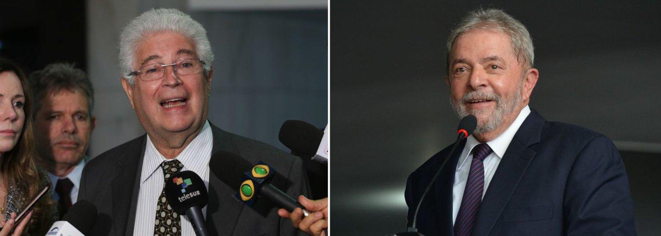 Requião: só Lula pode ser o instrumento da pacificação do Brasil