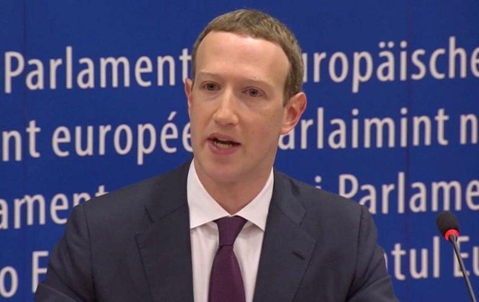 Zuckerberg pede desculpas a parlamentares da UE por vazamento de dados