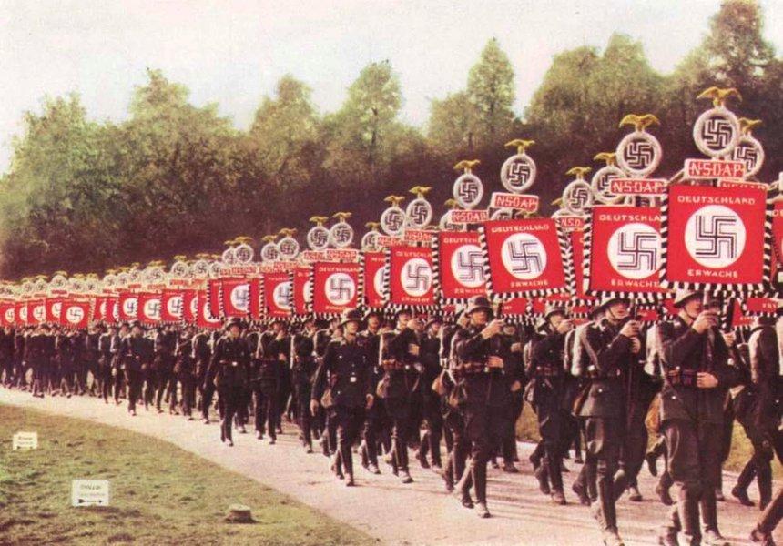 Uma aula de nazismo