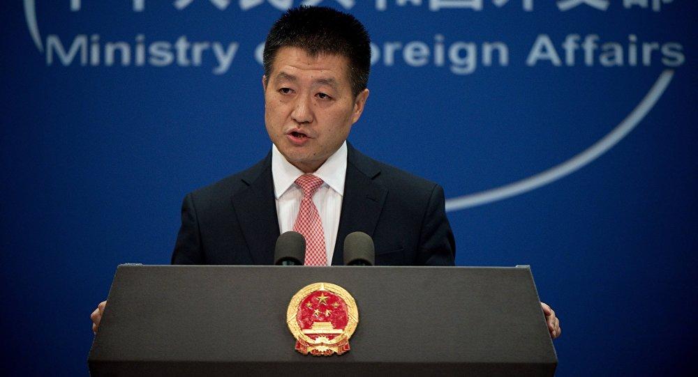 China rechaça 'mentiras' dos Estados Unidos