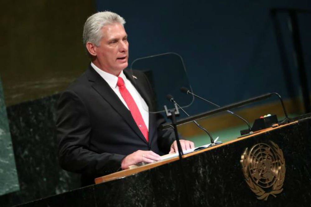 Cuba denuncia que EUA reforçam bloqueio
