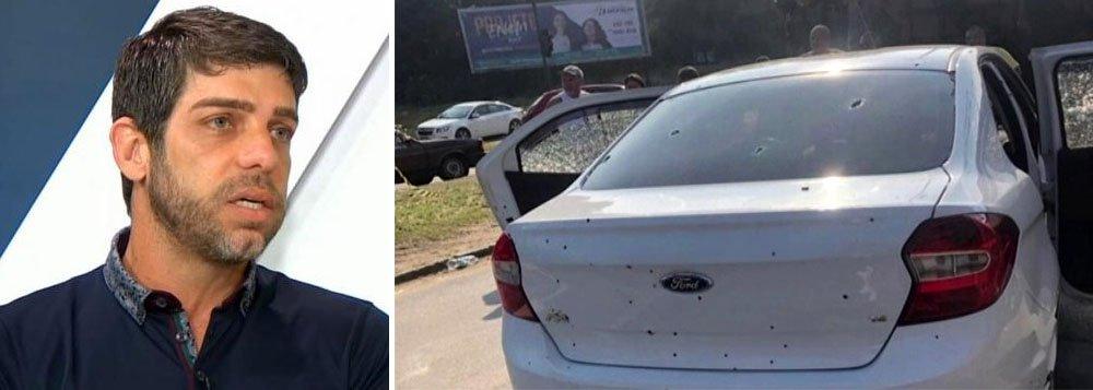 Juninho Pernambucano a Bolsonaro: Evaldo foi assassinado pelo NOSSO exército