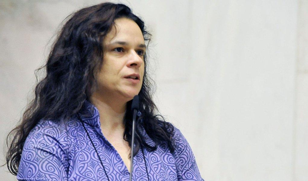 """Janaina Paschoal se irrita com seu partido: """"o PSL está cada vez mais parecido com o PT"""""""