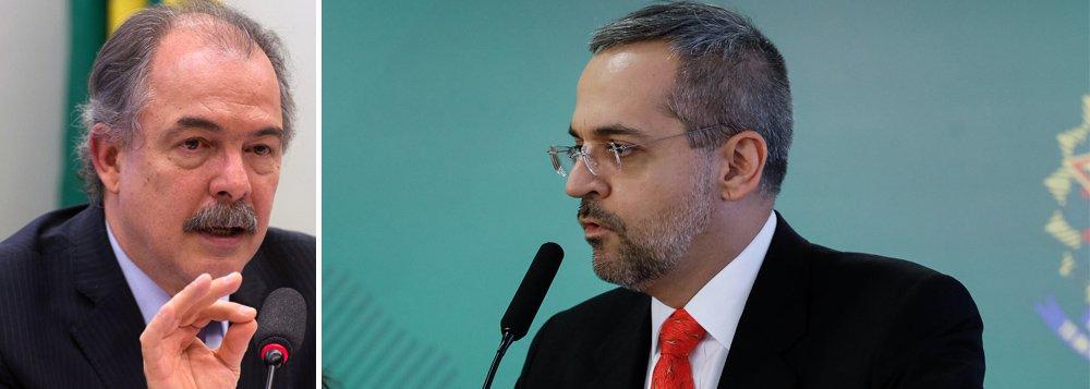 Mercadante sobre Weintraub: vamos ter arrocho fiscal no MEC