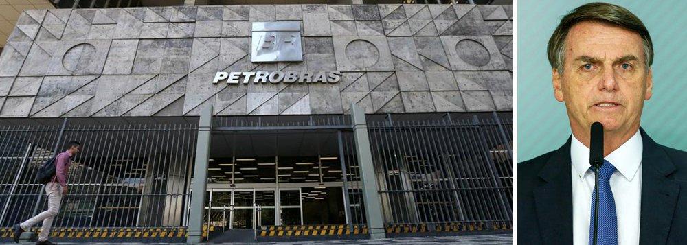 Petrobras perde R$ 32 bi de valor de mercado após Bolsonaro intervir em reajuste do diesel