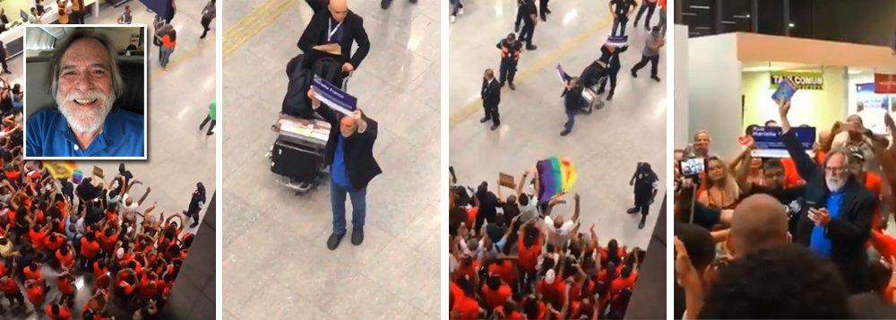 MP pede arquivamento de ação de Frota contra Zé de Abreu e a autoproclamação