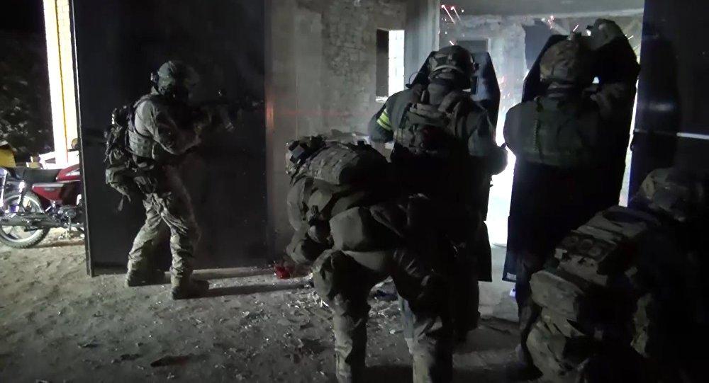 Terroristas ligados ao Daesh são mortos em operação especial na Rússia