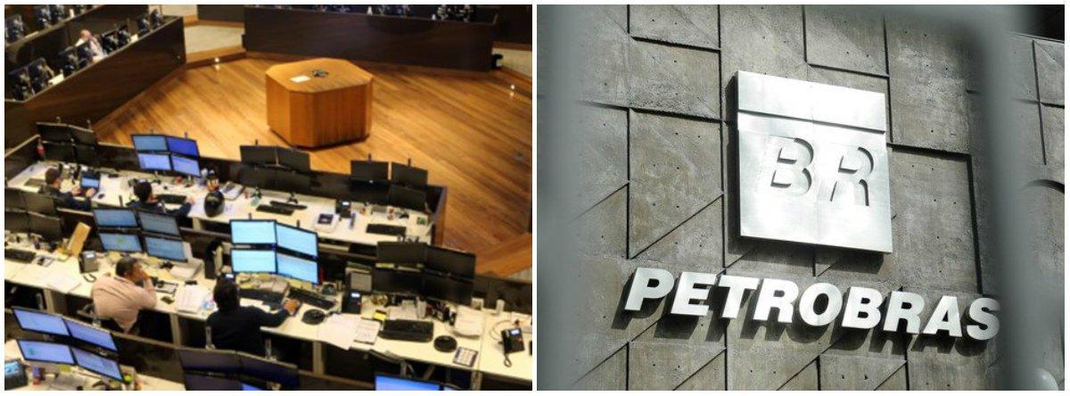Petrobras cai 8% na Bovespa após Bolsonaro recuar de aumento no diesel