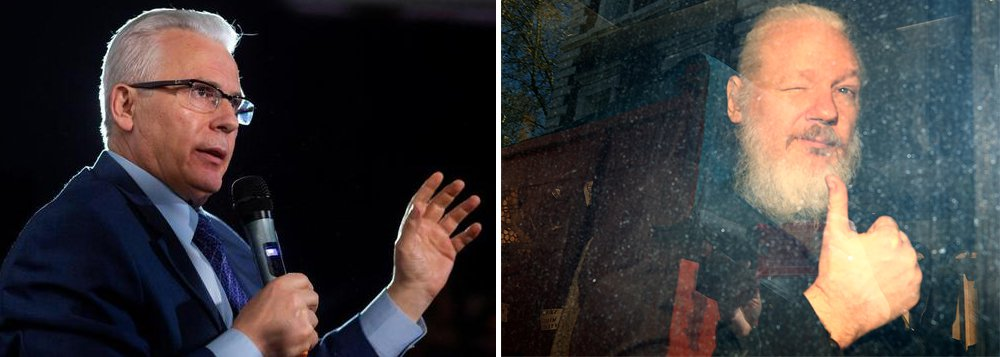 Baltasar Garzón: Assange ou a impunidade