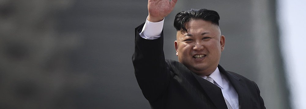 Kim Jong Un é reeleito para presidir a Coreia do Norte