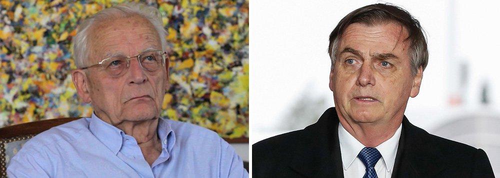 Sociólogo francês diz que Bolsonaro não tem programa nem força política