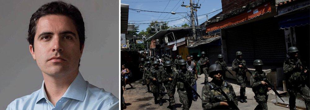 Mello Franco: a impunidade veste farda